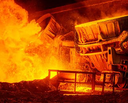 Acerías y siderurgias de CERINOX